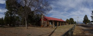 The historic posse lodge